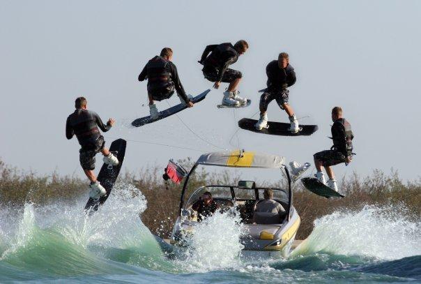 Jason Hornor Wakeboarding